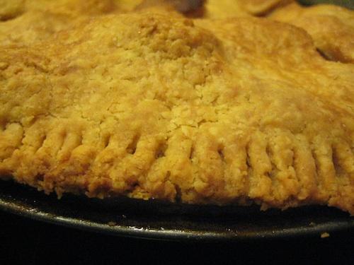pie crust detail