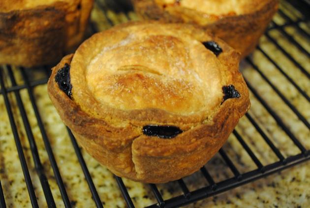 fennel-pear grumpy pie