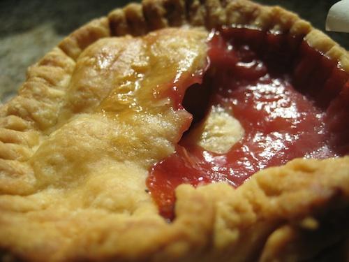 Pie Vent Detail